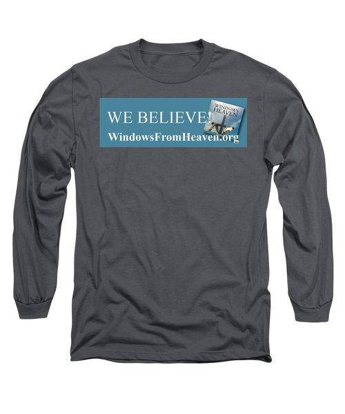 Usa Spring Media Campaign Long Sleeve T-Shirt