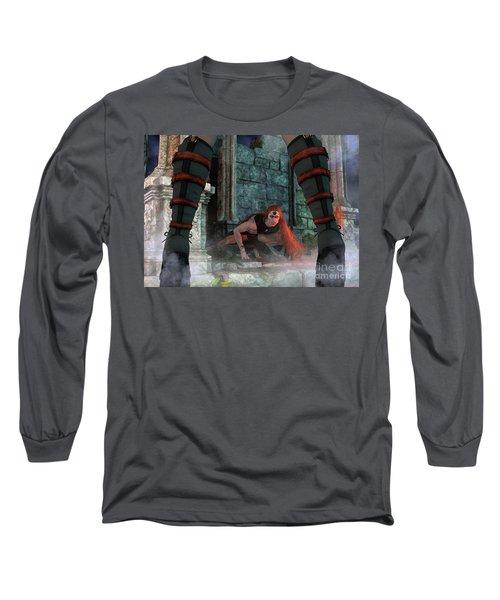 Vampire Hunter Long Sleeve T-Shirt