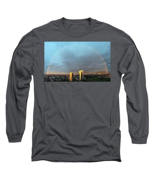 Vancouver Rainbow Long Sleeve T-Shirt