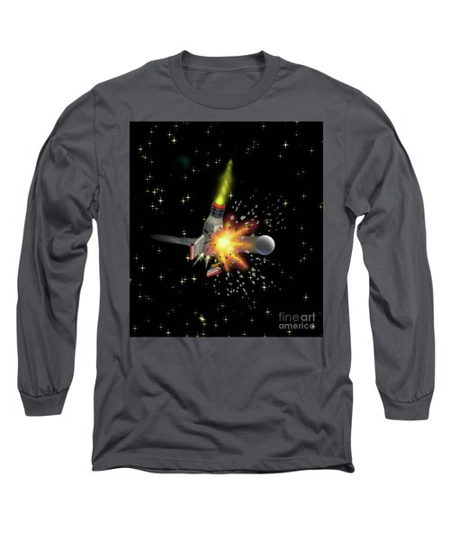 Varna Attacks Long Sleeve T-Shirt