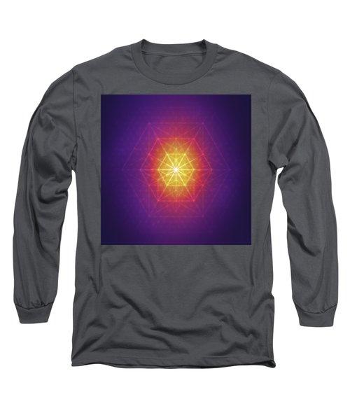 Vector Equilibrium Long Sleeve T-Shirt