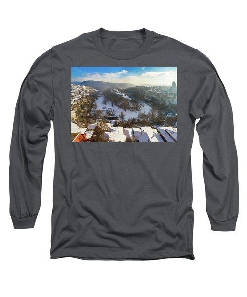 Veliko Turnovo City Long Sleeve T-Shirt