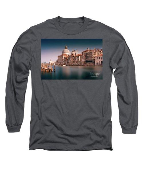 Venice Grand Canal Long Sleeve T-Shirt
