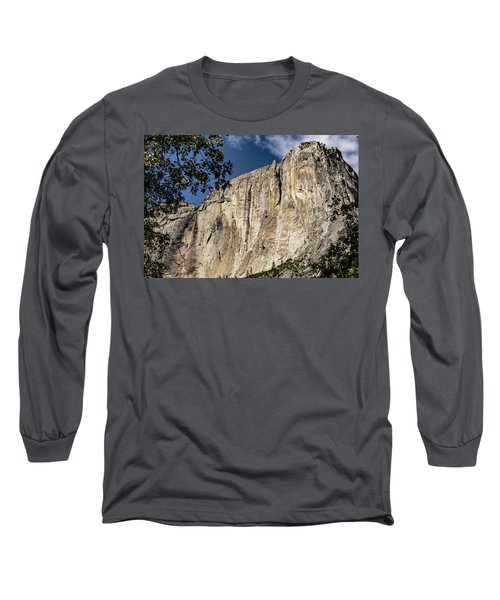 View From The Capitan Long Sleeve T-Shirt