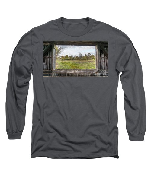 View Into Ohio's Nature Long Sleeve T-Shirt