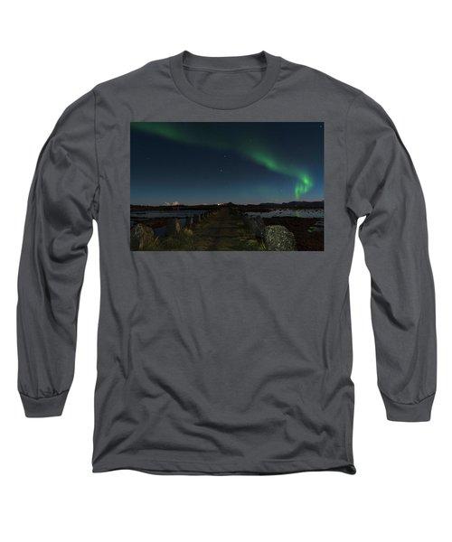 Viking Path Long Sleeve T-Shirt