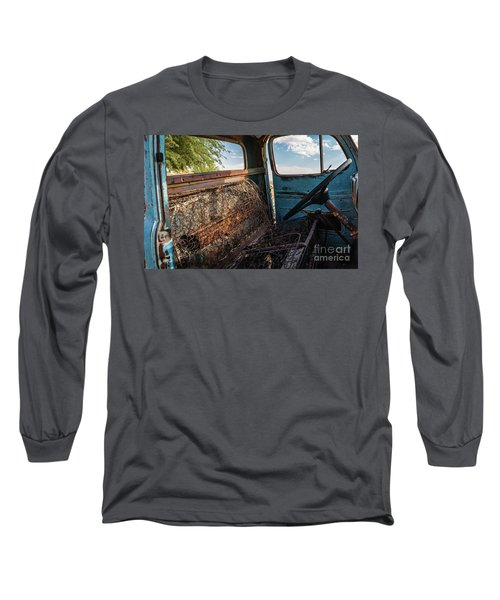 Vintage Comfort Long Sleeve T-Shirt