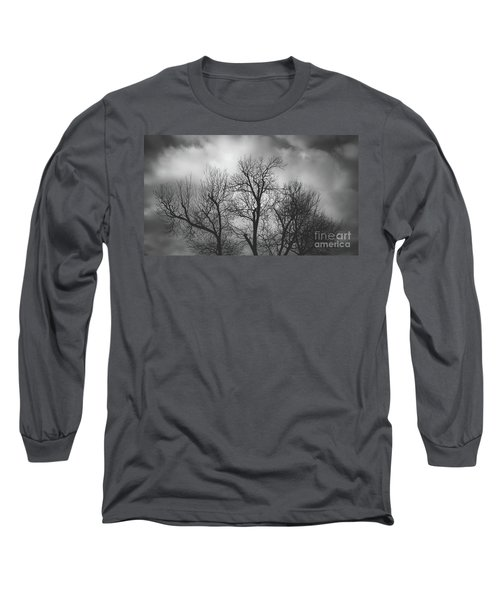 Waiting Bird Long Sleeve T-Shirt