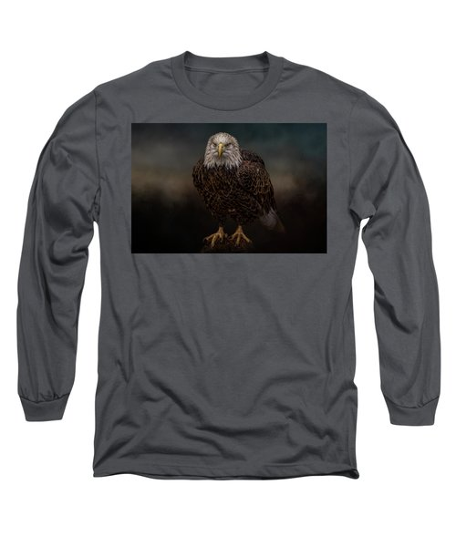 Waiting On The Storm Long Sleeve T-Shirt
