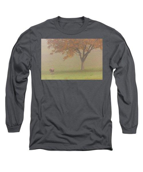 Walnut Farmer, Beynac, France Long Sleeve T-Shirt