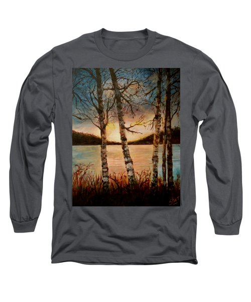 Warm Fall Day Long Sleeve T-Shirt