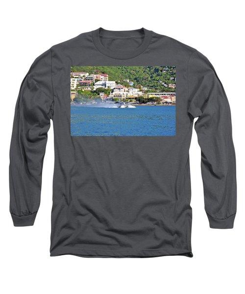 Water Launch Long Sleeve T-Shirt