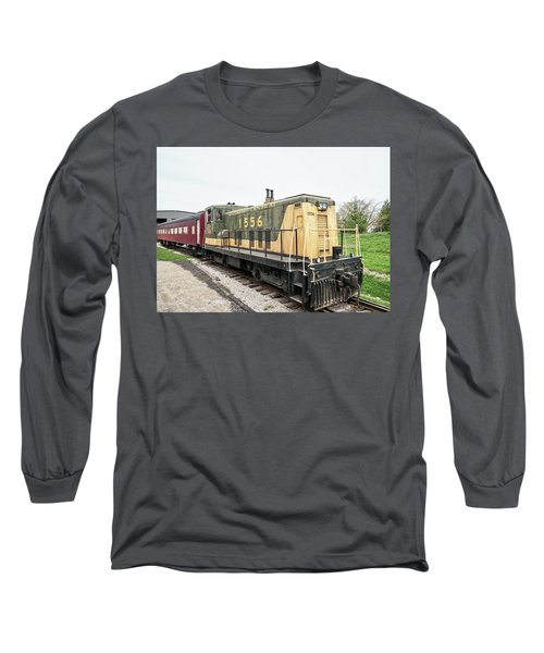 Waterloo Central Long Sleeve T-Shirt