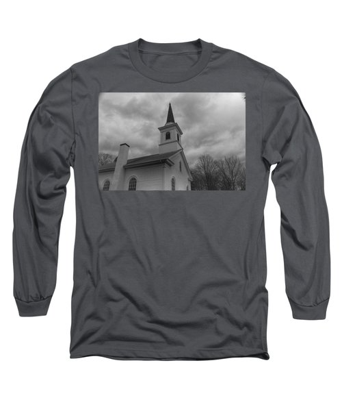 Waterloo United Methodist Church - Detail Long Sleeve T-Shirt