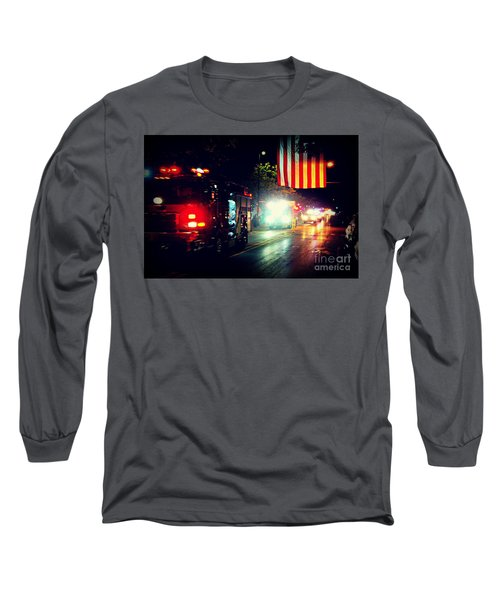 We Remember 9/11 Long Sleeve T-Shirt