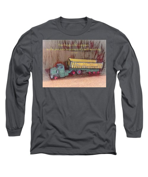 Well-worn Toy Long Sleeve T-Shirt