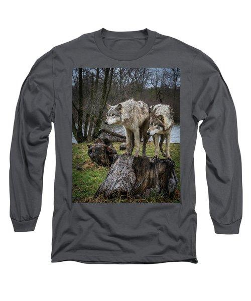 What Ya Think Long Sleeve T-Shirt