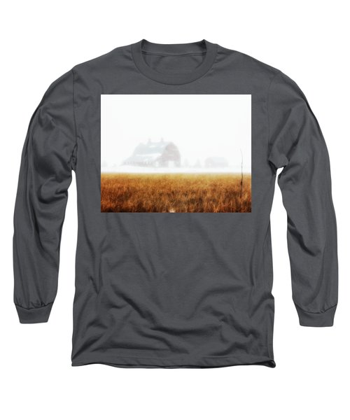 White Out Long Sleeve T-Shirt
