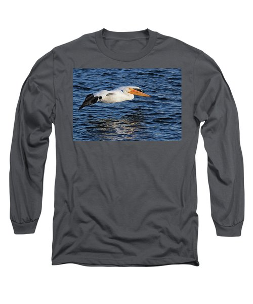 White Pelican Cruising Long Sleeve T-Shirt