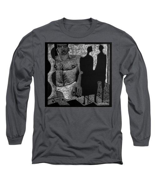 Viewing Madawask. Long Sleeve T-Shirt