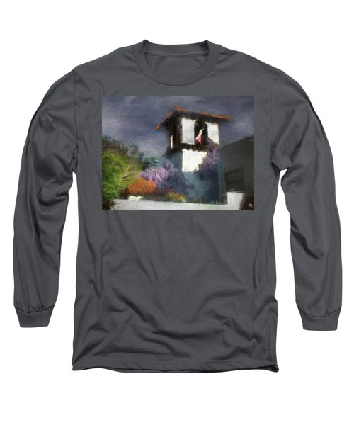Wind In The Tower Washline Long Sleeve T-Shirt