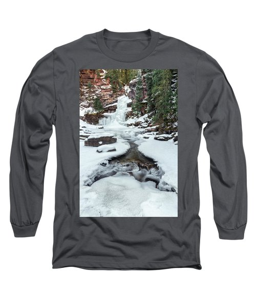 Winter Falls Long Sleeve T-Shirt