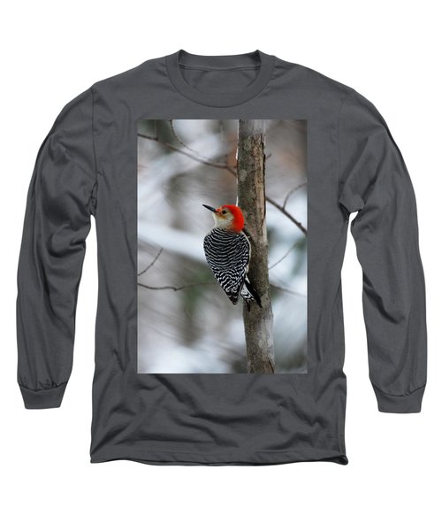 Winter Visitor Long Sleeve T-Shirt