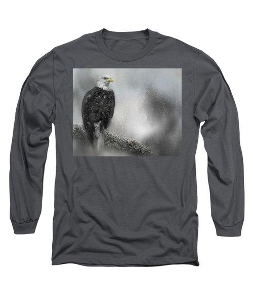 Winter Watcher Long Sleeve T-Shirt