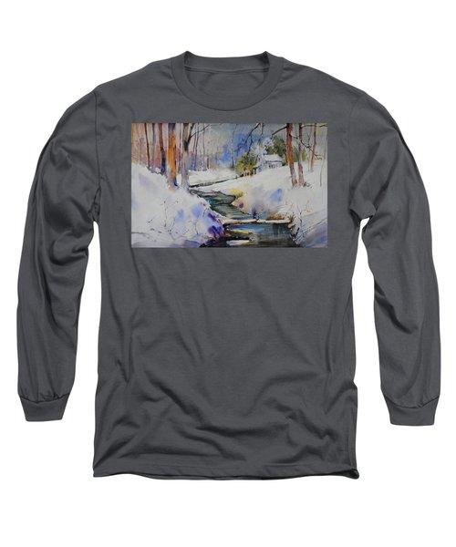 Winter Wilderness Long Sleeve T-Shirt