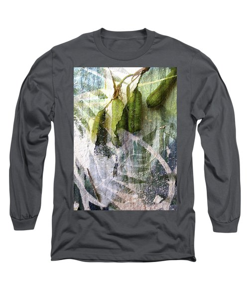 Wistful Might Have Been Long Sleeve T-Shirt