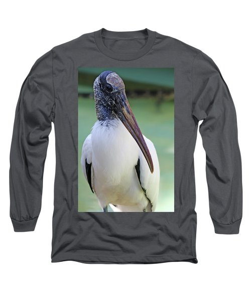 Wood Stork 40312 Long Sleeve T-Shirt