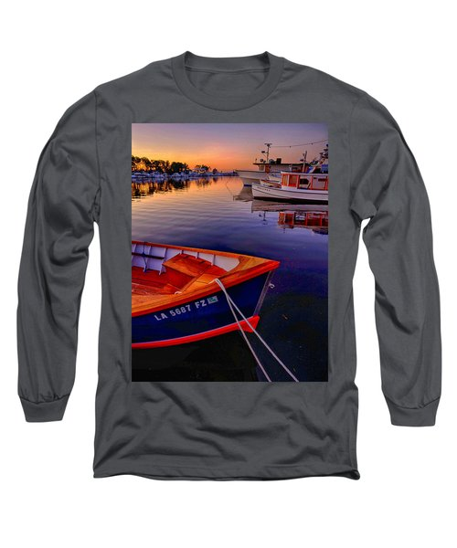 Wooden Boats Long Sleeve T-Shirt