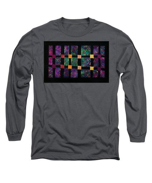 Xyla-nebula-phone Long Sleeve T-Shirt