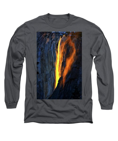 Yosemite Fire And Ice Long Sleeve T-Shirt