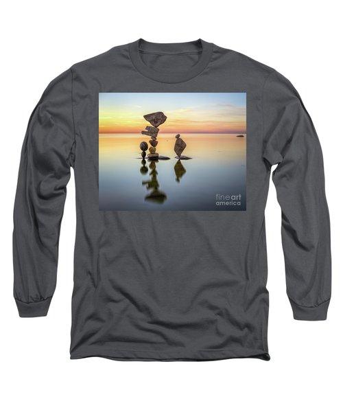 Zen Art Long Sleeve T-Shirt
