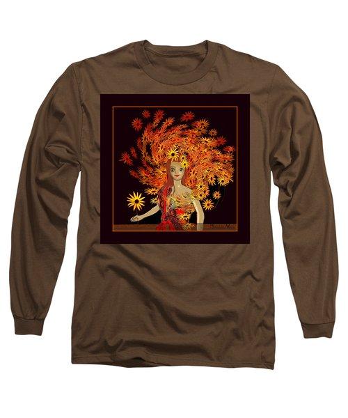 322 - Sweet Child Of Autumn .. Long Sleeve T-Shirt