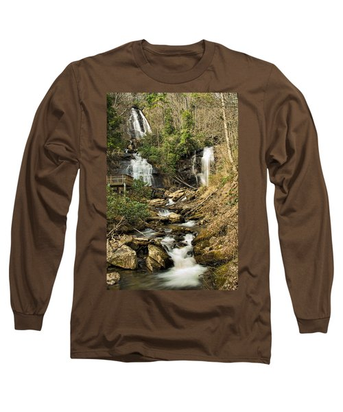 Amacola Falls Long Sleeve T-Shirt