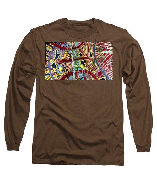 Edge Of The Universe Long Sleeve T-Shirt