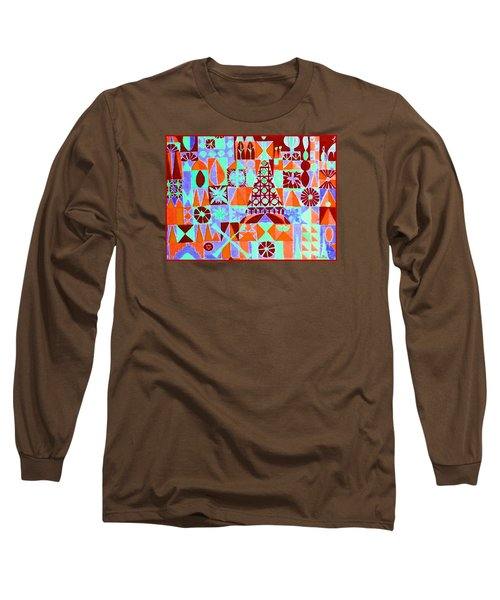 Fortress Long Sleeve T-Shirt by Beth Saffer