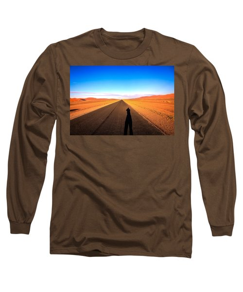 Sossusvlei Park Road Long Sleeve T-Shirt