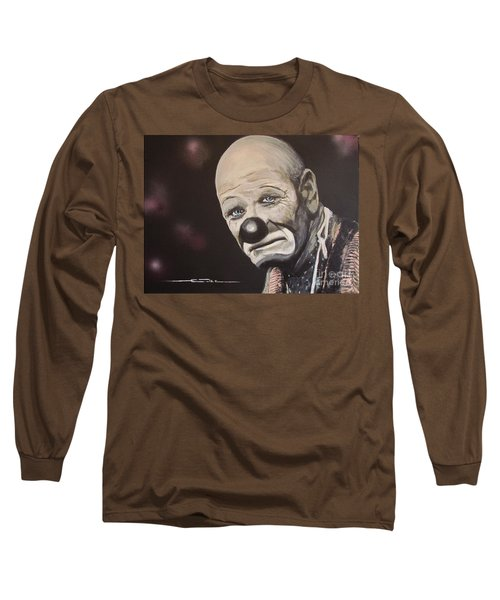 The Clown Long Sleeve T-Shirt