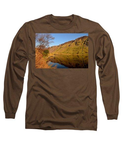 Annascaul Lake Long Sleeve T-Shirt