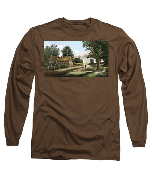 Anne Hathaway's Cottage Long Sleeve T-Shirt