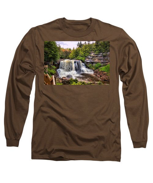 Blackwater Falls Sp Long Sleeve T-Shirt