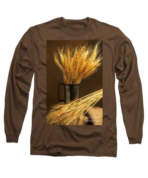 Bouquet Of Wheat Long Sleeve T-Shirt