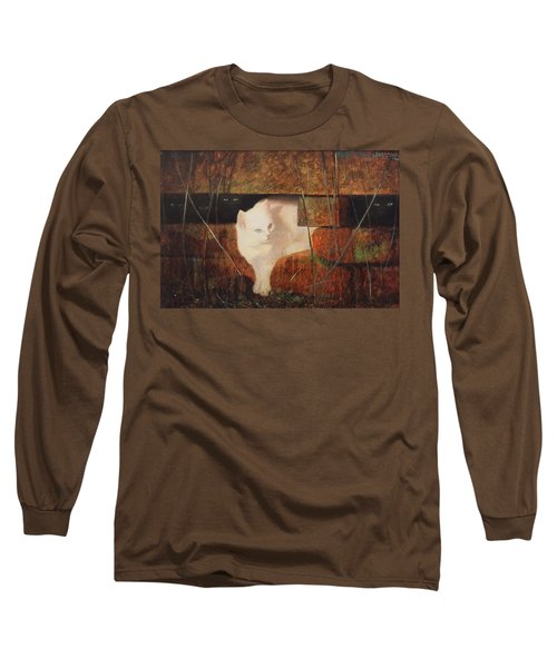 Castaway Cats Long Sleeve T-Shirt