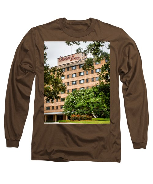 Clemson House Long Sleeve T-Shirt