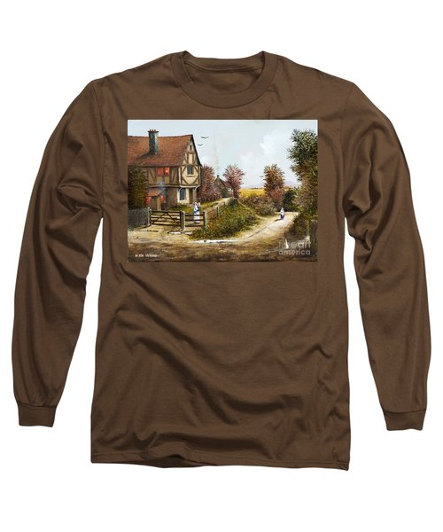 Cropthorne - Worcester Long Sleeve T-Shirt