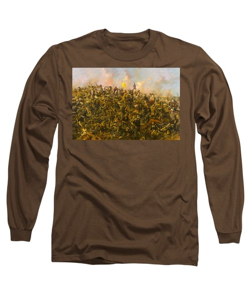 Custers Last Stand Long Sleeve T-Shirt