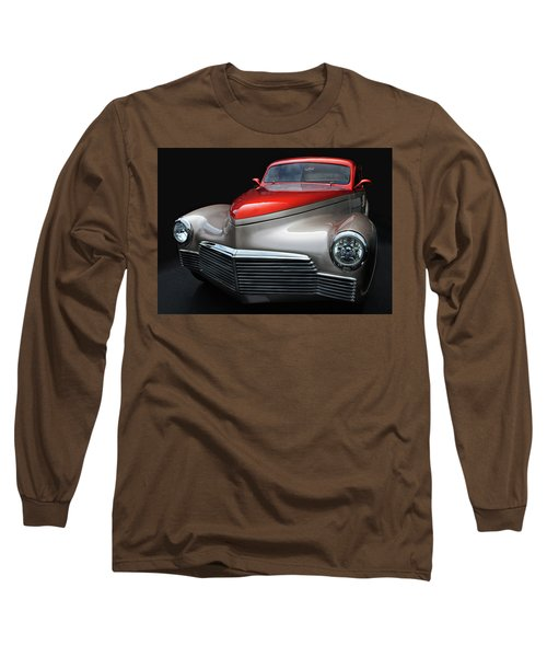 Long Sleeve T-Shirt featuring the photograph Custom Car Detail by Dave Mills